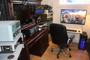 4k Video editing studio